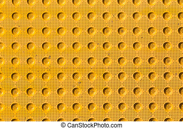 Yellow industrial surface pattern - textured yellow...