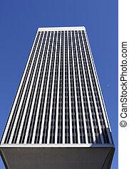 Skyscraper With Optical Illusion - The skyscraper in Seattle...