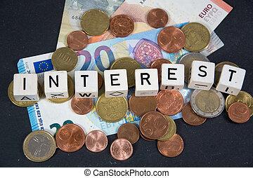 interest - symbol image for interest