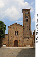 Ancient basilica dedicated to Saint Francis of Assisi in...