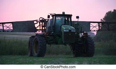 Tractor rides ago
