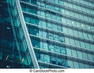 Windows, 建築物, 辦公室, 背景