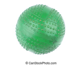 ball on a white background