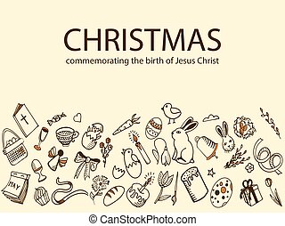 Christmas banner vector illustration - Christmas banner...