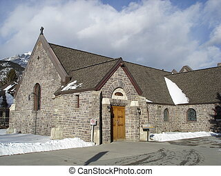 Very old historic Church - One of the older churches in...