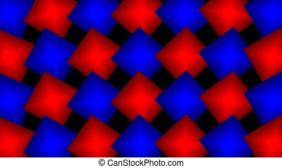 ShapesAE-04-pa - Motion background with moving geometric...