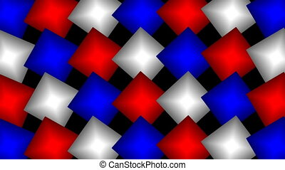 ShapesAE-06-pa - Motion background with moving geometric...