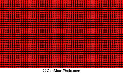 ShapesAA-05-pa - Motion background with moving geometric...