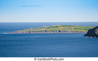Cape Spear Newfoundland. - Cape Spear Newfoundland as seen...