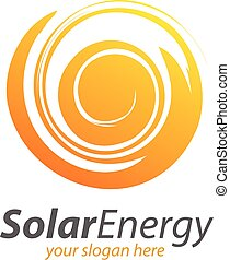 Solar Panel Technology - a great symbol concept for new...