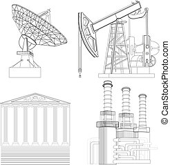Drawing Industries: telecommunications, the oil, financial, energy