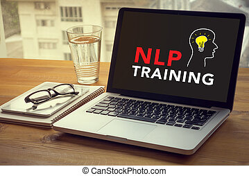 NLP Neuro Linguistic Programming Computing Computer Laptop...