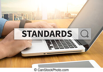 STANDARDS SEARCH WEBSITE INTERNET SEARCHING