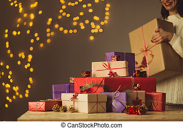 Presents for the children