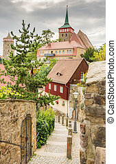Historic old town of Bautzen
