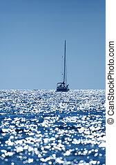 航行, 小船
