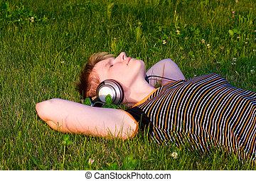 music teen