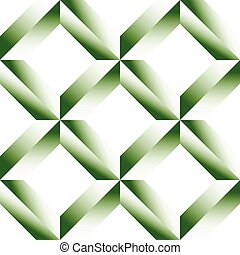 Faceted grid, mesh seamless pattern. Monochrome geometric...