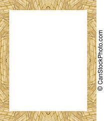 Wood Surface Geometric Seamless Pattern