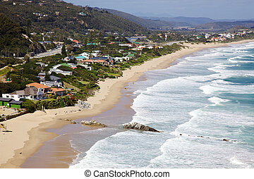 Wilderness Beach in South Africas Garden Route