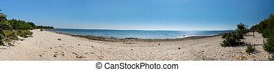 Island Vir, Croatia - Vir is an island on the Croatian coast...