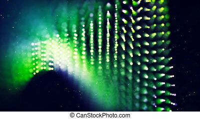 HD Loopable Background with nice glowing lights