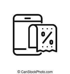 discount deals vector illustration design