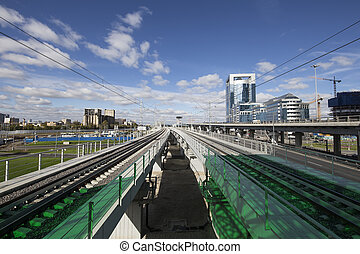 Little Ring of the Moscow Railways- MCC,or MK MZD, is a...