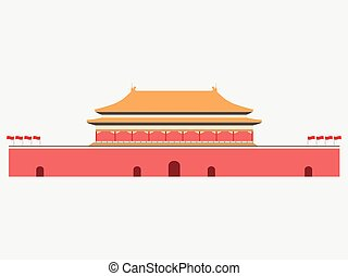 Forbidden City. Beijing.