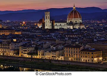 The Duomo - Florence - Italy