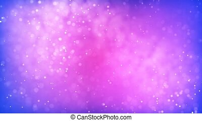 HD Loopable Background with nice abstract bursting particles...