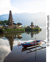 pura ulun danu beratan temple - pura ulun danu beratan, Bali