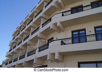 Balconies - balconies