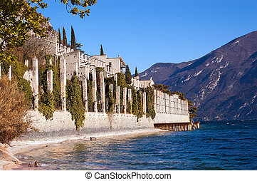 Limone sul Garda - Lombardy Italy - Ancient lemon orchards...