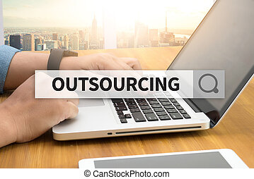 OUTSOURCING SEARCH WEBSITE INTERNET SEARCHING