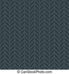 Foliage semless background. Neutral tileable pattern of...