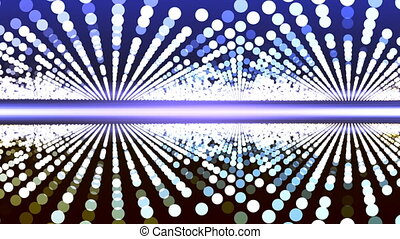 HD Loopable Background with nice abstract glowing leds - HD...