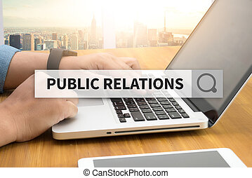 PUBLIC RELATIONS SEARCH WEBSITE INTERNET SEARCHING