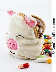 Antidotes of pig virus