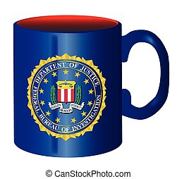 FBI Spoof Mug