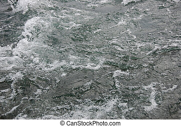 Sava River and its clear water - Sava River,clear and fast...