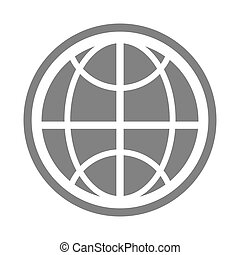 Website icon vector