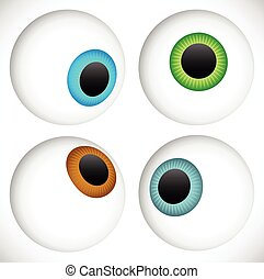 Eyeball - Eye icons