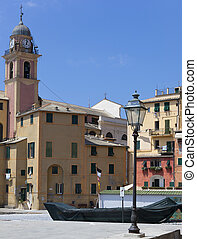 camogli a town in italy