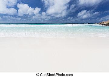Petit Anse, La Digue, Seychelles