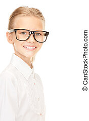 elementary school student - bright picture of an elementary...