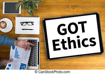 Questionable Ethics