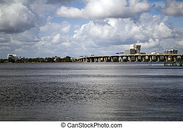 A view of Riverside in Jacksonville, Florida