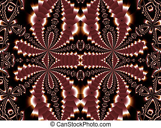 Fabulous background. Collection - Magical Chocolate. Artwork...