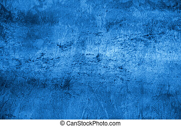 Textured blue background with space for text or image - scrapbooking